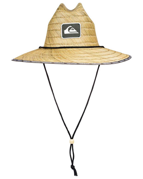 Dredged Young Mens Straw Hat