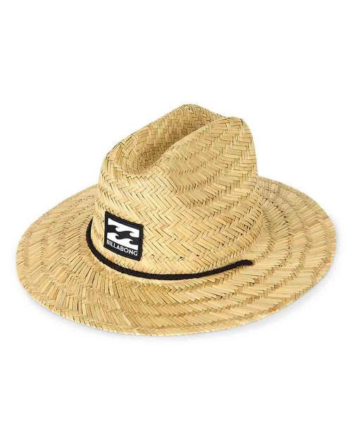 Boys Tides Natural Straw Hat