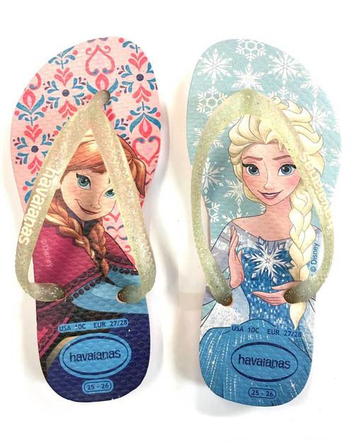 Kids Slim Frozen Havaianas