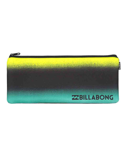 Large Pencil Case- Neon Lime