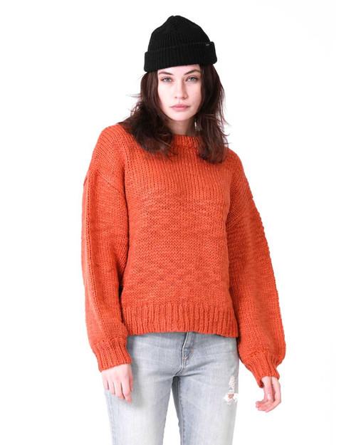 Joanne Knit - Orange