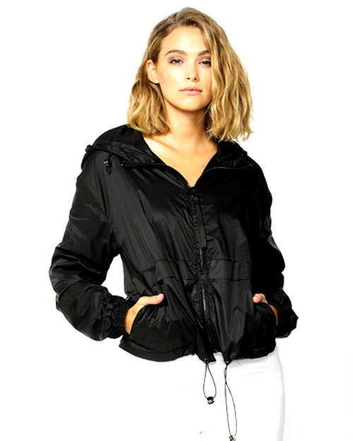 Knox Spray Jacket - Black