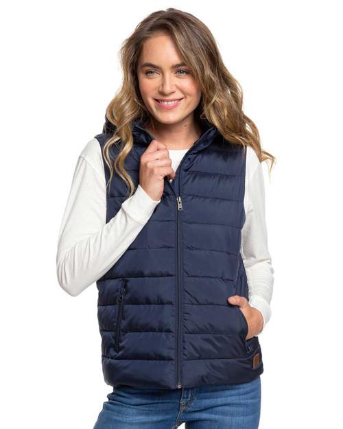 Weekend Hike Ladies Puffer Vest