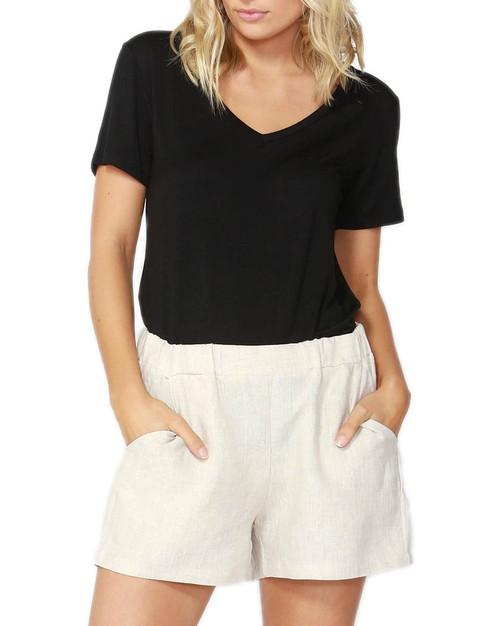 Jax Linen Short