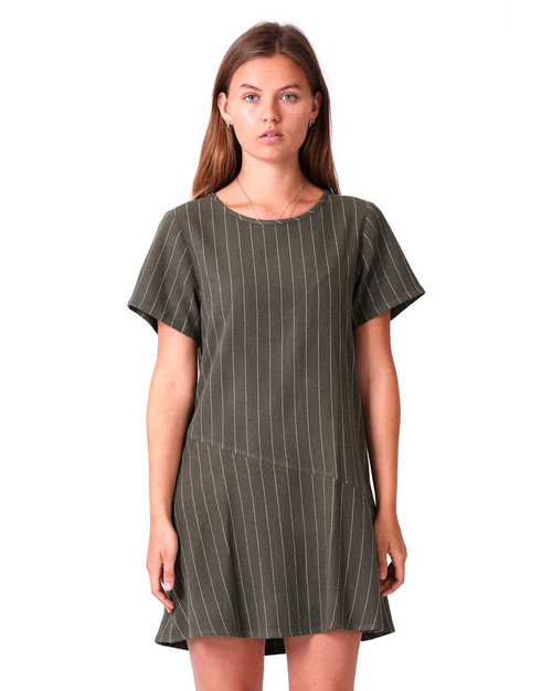 Georgia Dress - Green