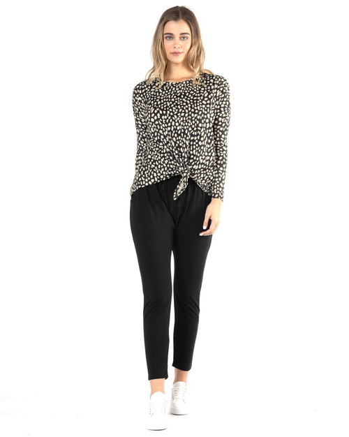 Willow Knot Ladies Top