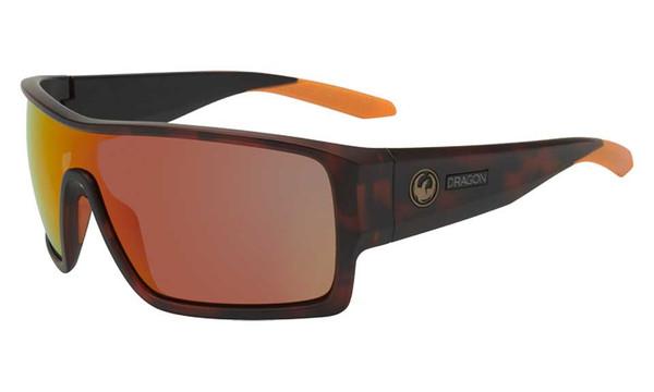 Flash Matt Tortoise Orange Ion