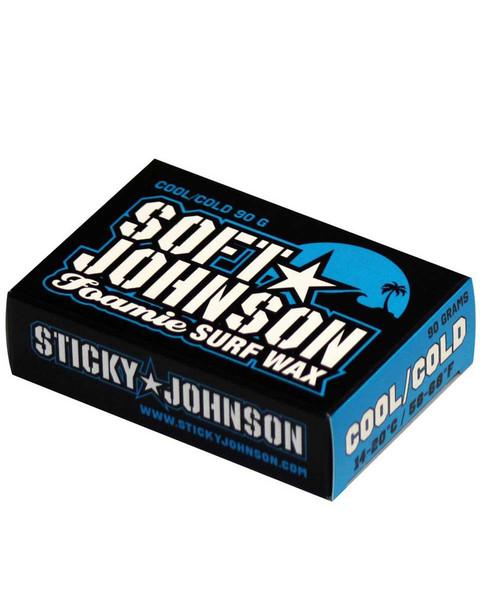 Soft Johnson Foamie Wax