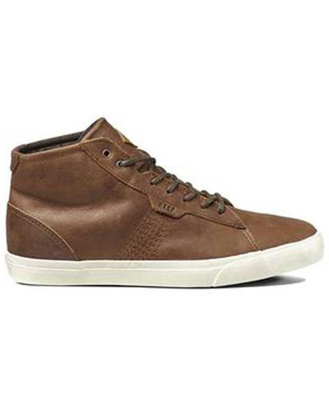 Ridge Mid Lux Mens Shoe - Brown