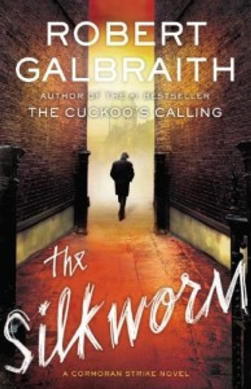 Book Release of the Week: The Silkworm