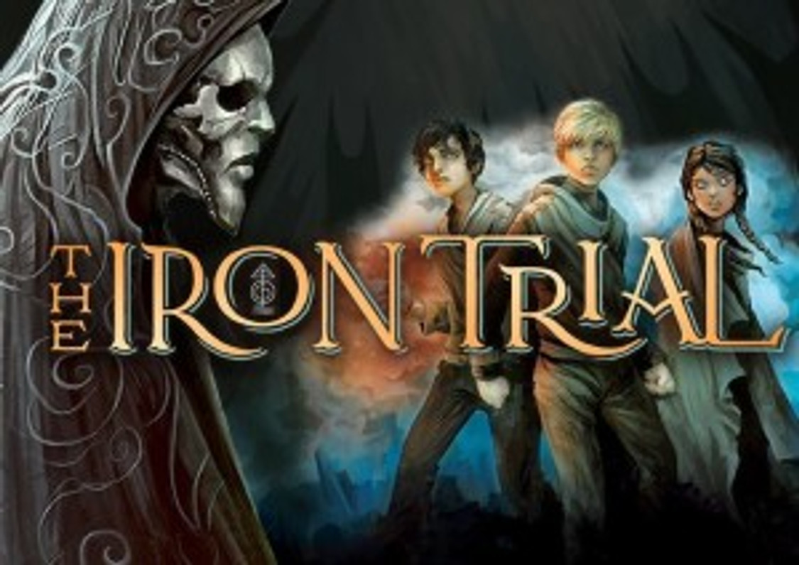 The Iron Trial: The Next Generation's Harry Potter?
