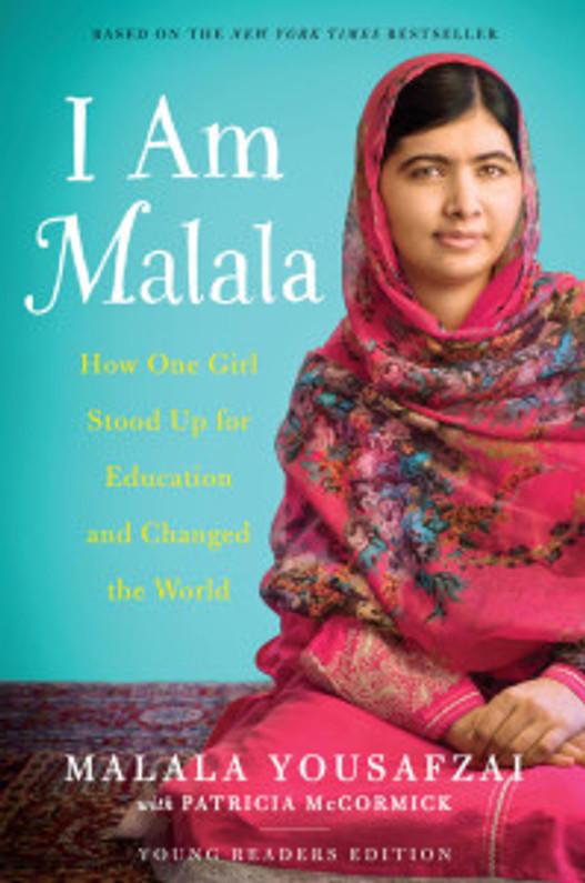Cecelia Bedelia Reads: I Am Malala (Young Readers Edition)