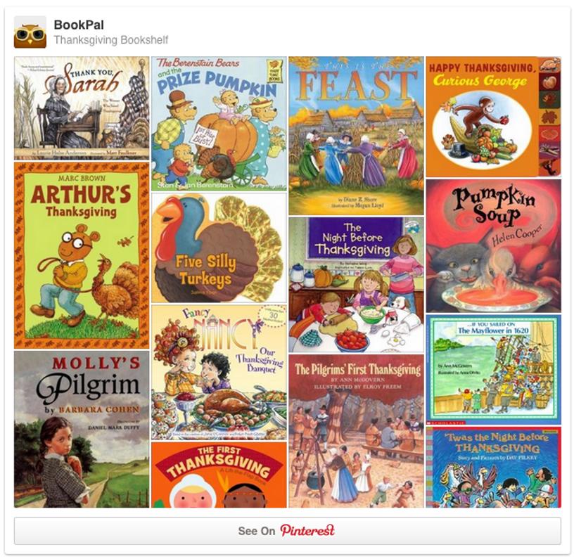 8 Thanksgiving Books for Children