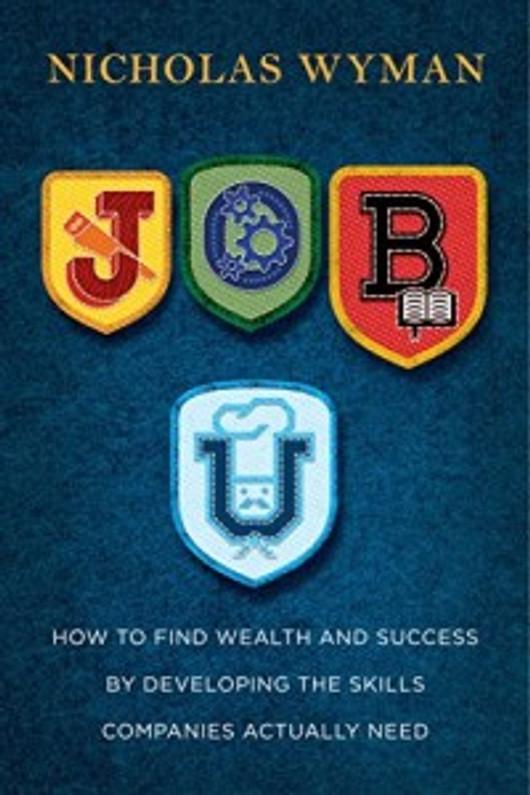 Behind the Book: Q&A with Job U Author Nicholas Wyman