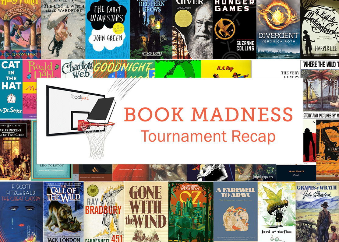 Relive the Book Madness: Tournament Recap