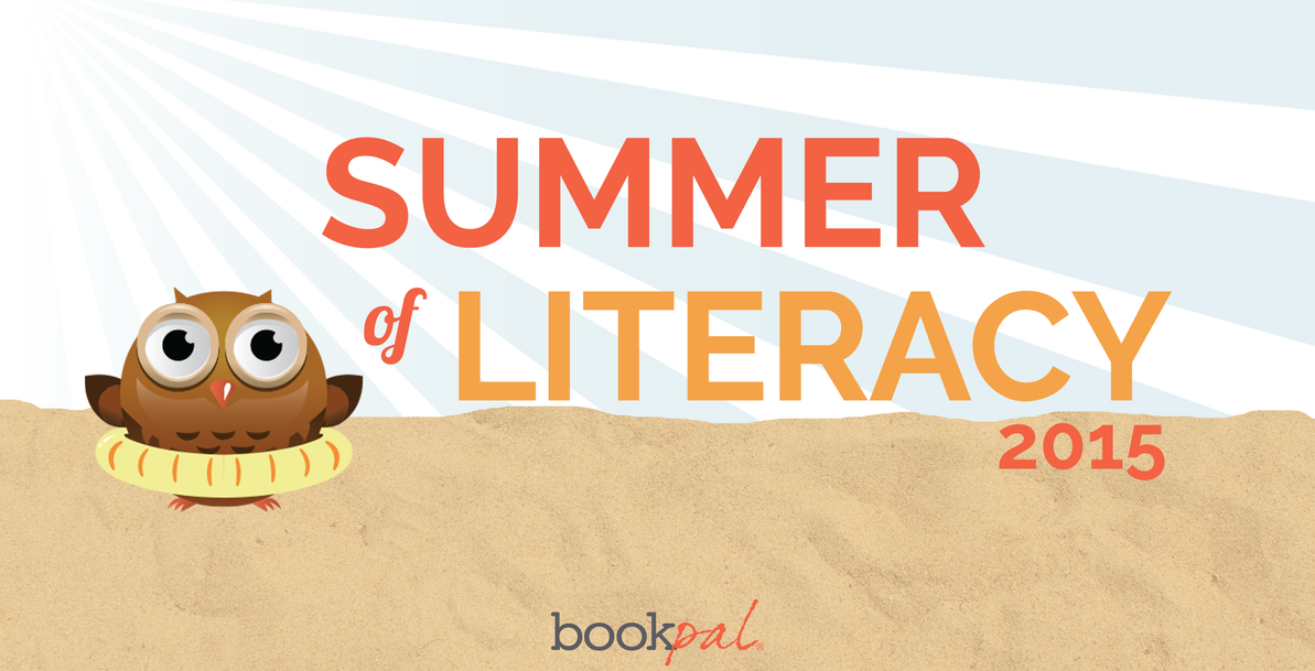 Introducing BookPal's 2015 Summer of Literacy Program!