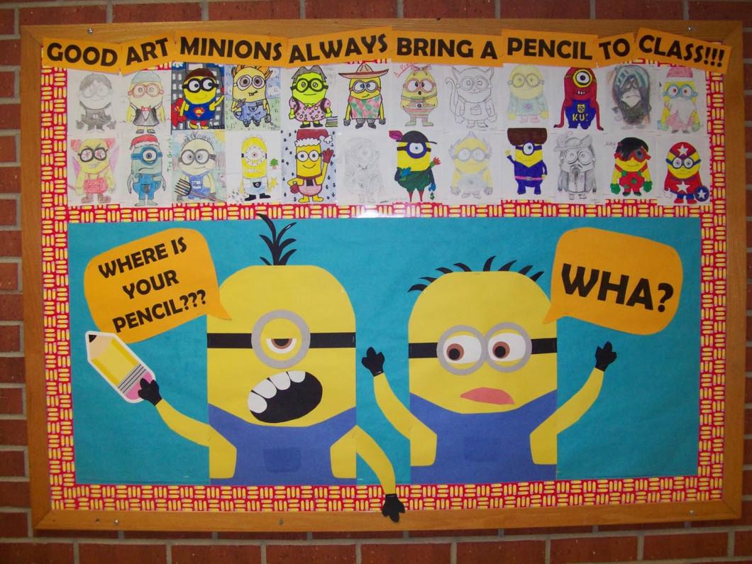 8 Minion Classroom Ideas for Back to School