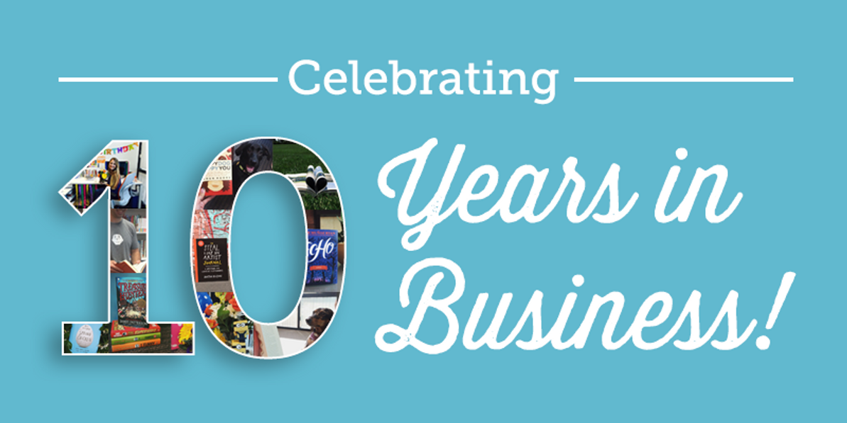 BookPal Celebrates 10 Years in Business