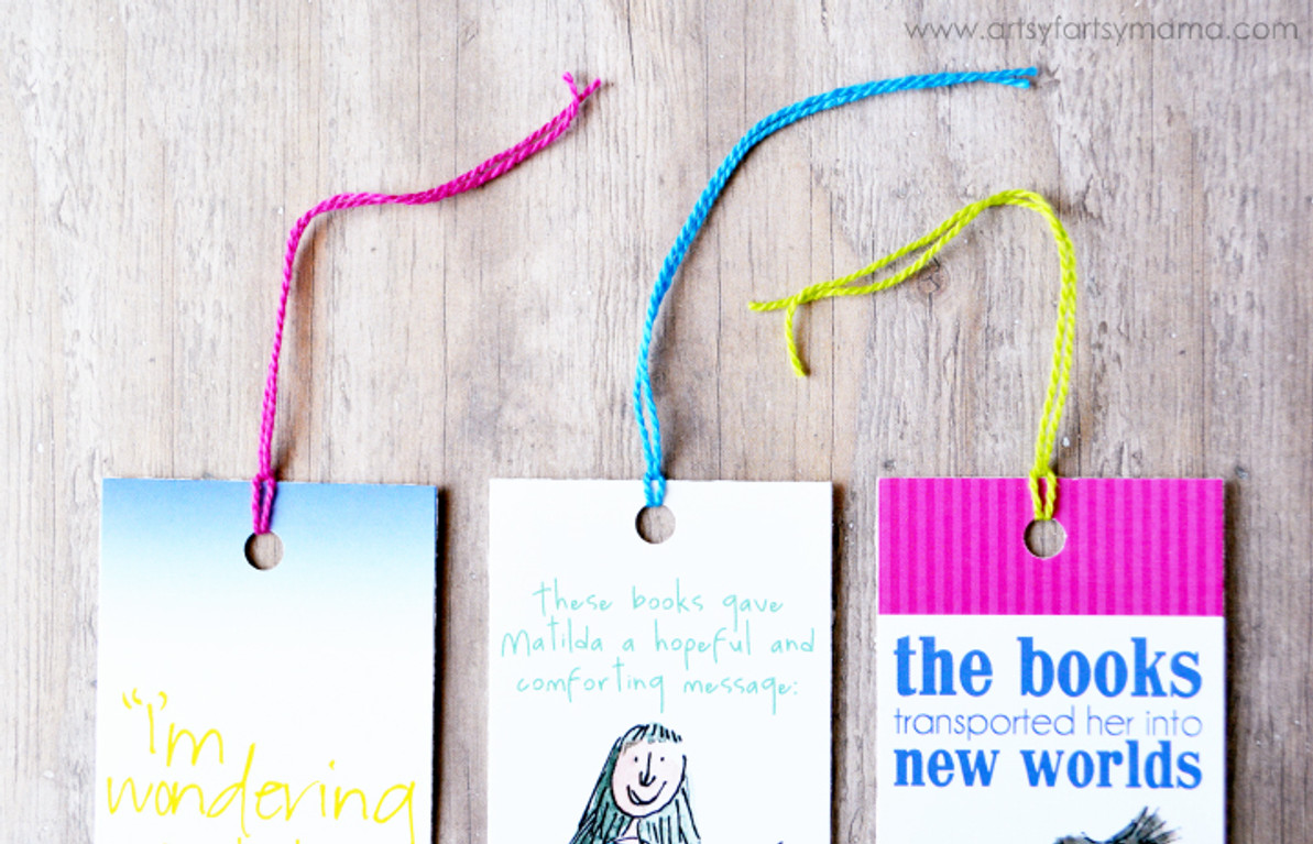 10 Creative DIY Bookmarks To Make for Your Classroom