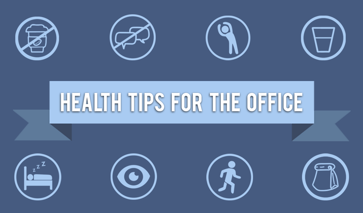 Want to Get Healthier at Work? Here's How.