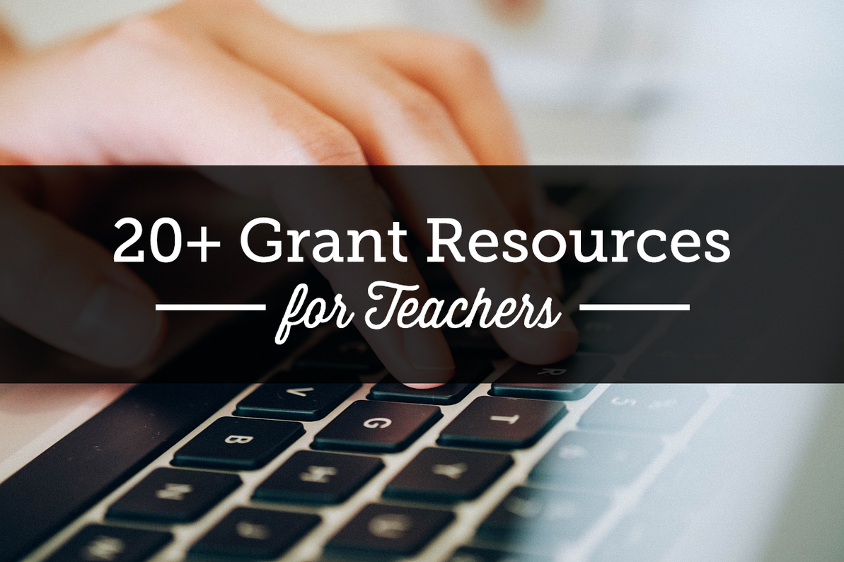The Ultimate Guide to Teacher Grants