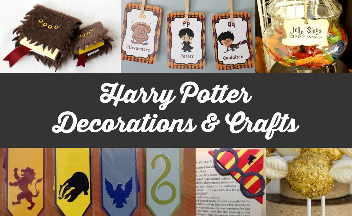 11 Harry Potter-Themed Classroom Ideas