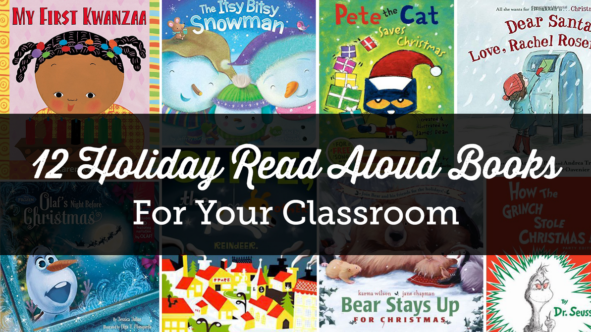 12 Holiday Books Perfect for Reading Out Loud