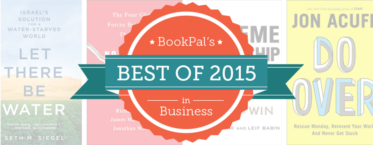 15 Best Business Books of 2015