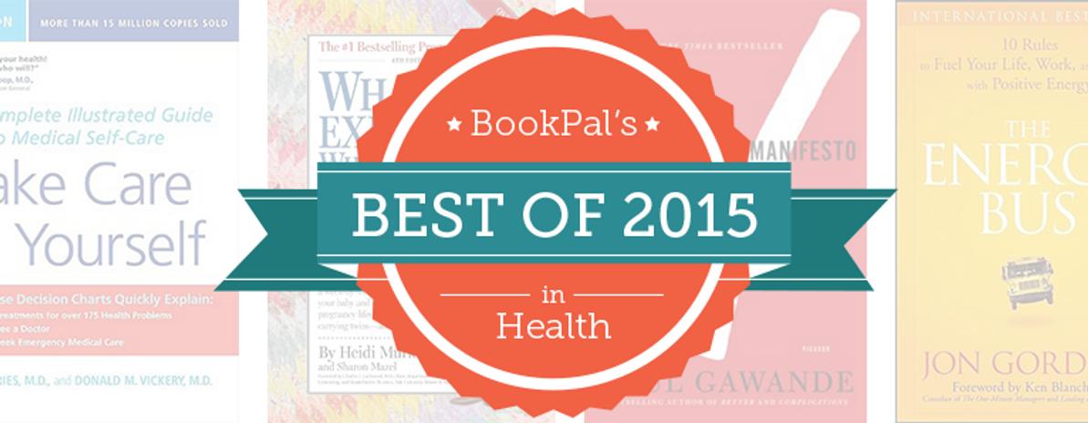 15 Best Health Books of 2015