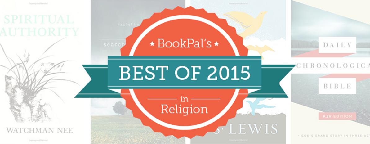 15 Best Religion Books of 2015