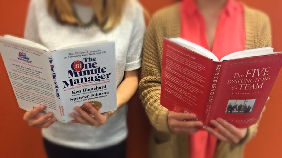 5 Quick and Easy Books For Employees