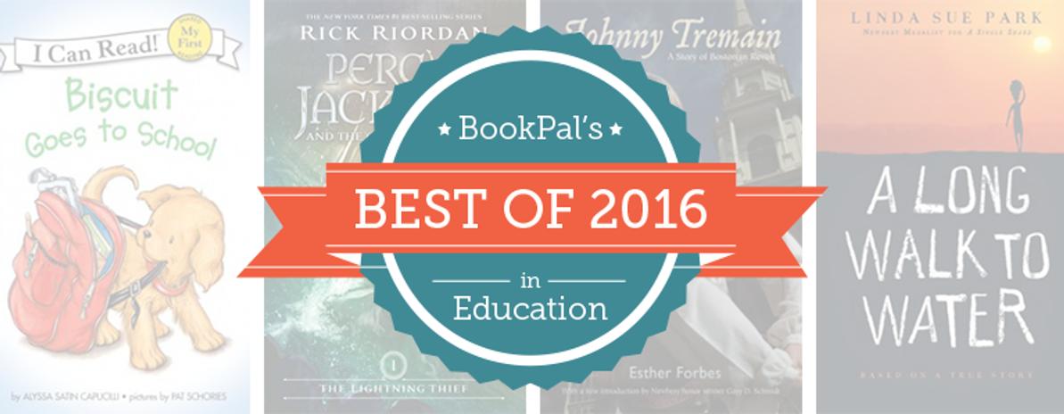 6 Best Education Books of 2016