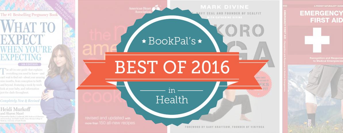 6 Best Health Books of 2016