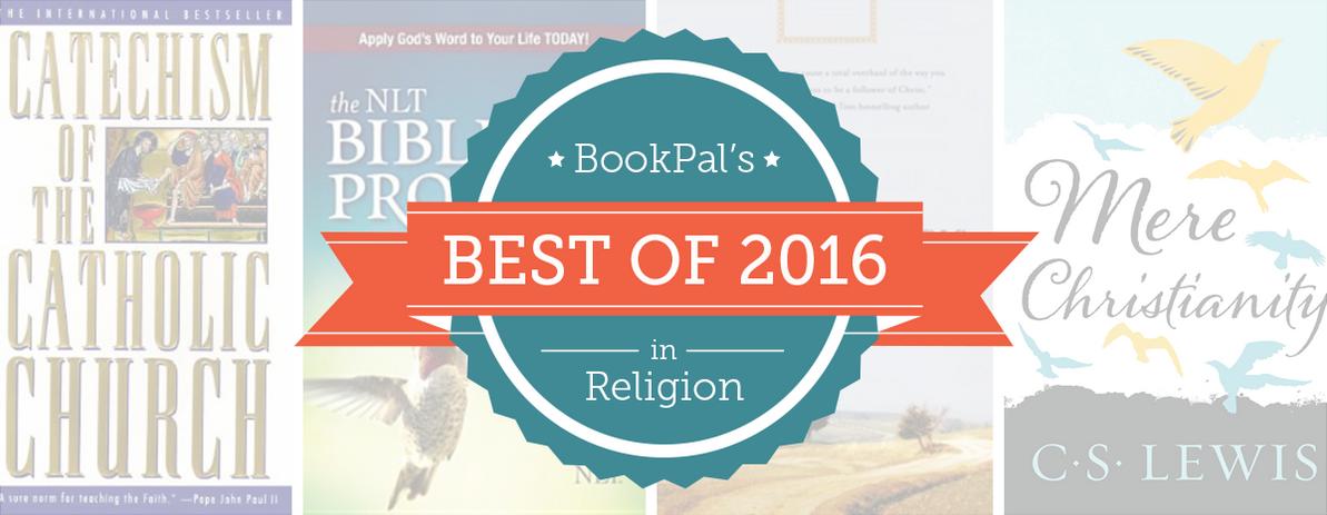 6 Best Religion Books of 2016
