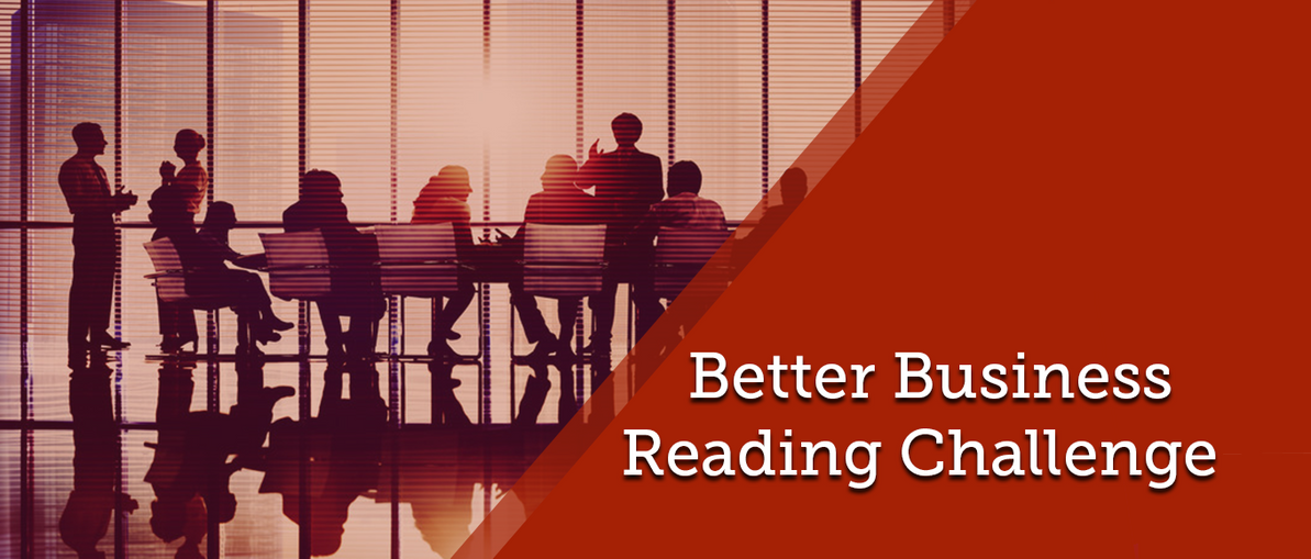 Take the Better Business Reading Challenge!