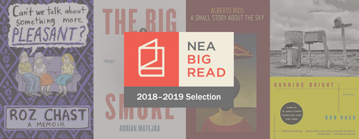 2018 NEA Big Read Books: Webinar Recap