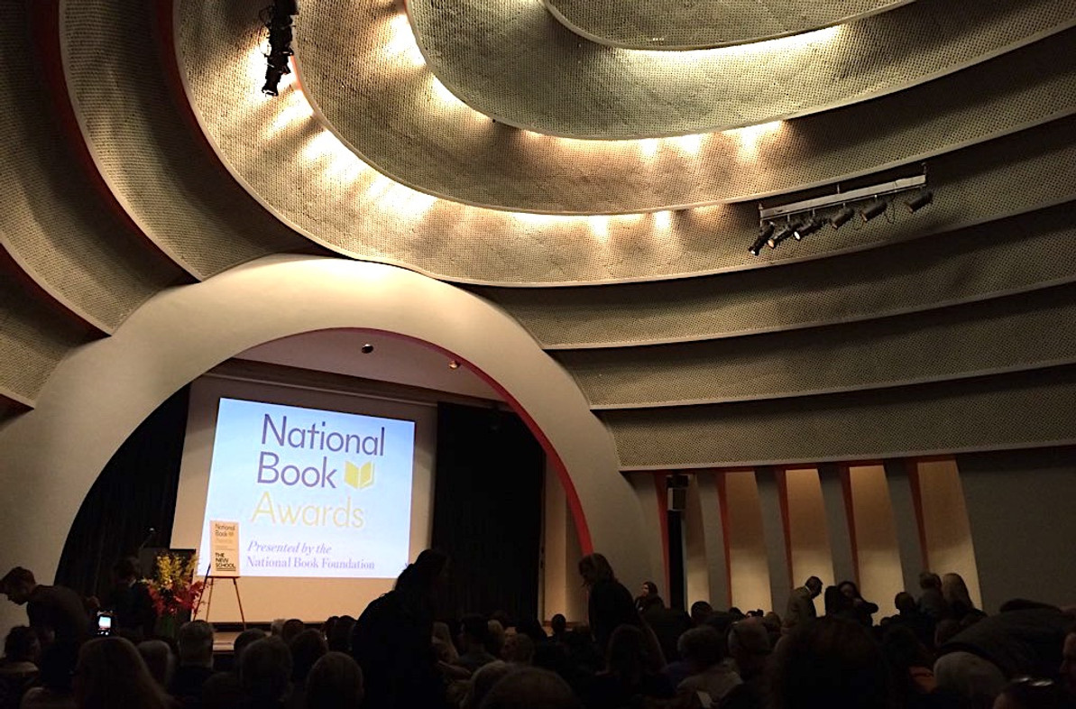 Recap: The 2017 National Book Awards Finalist Reading