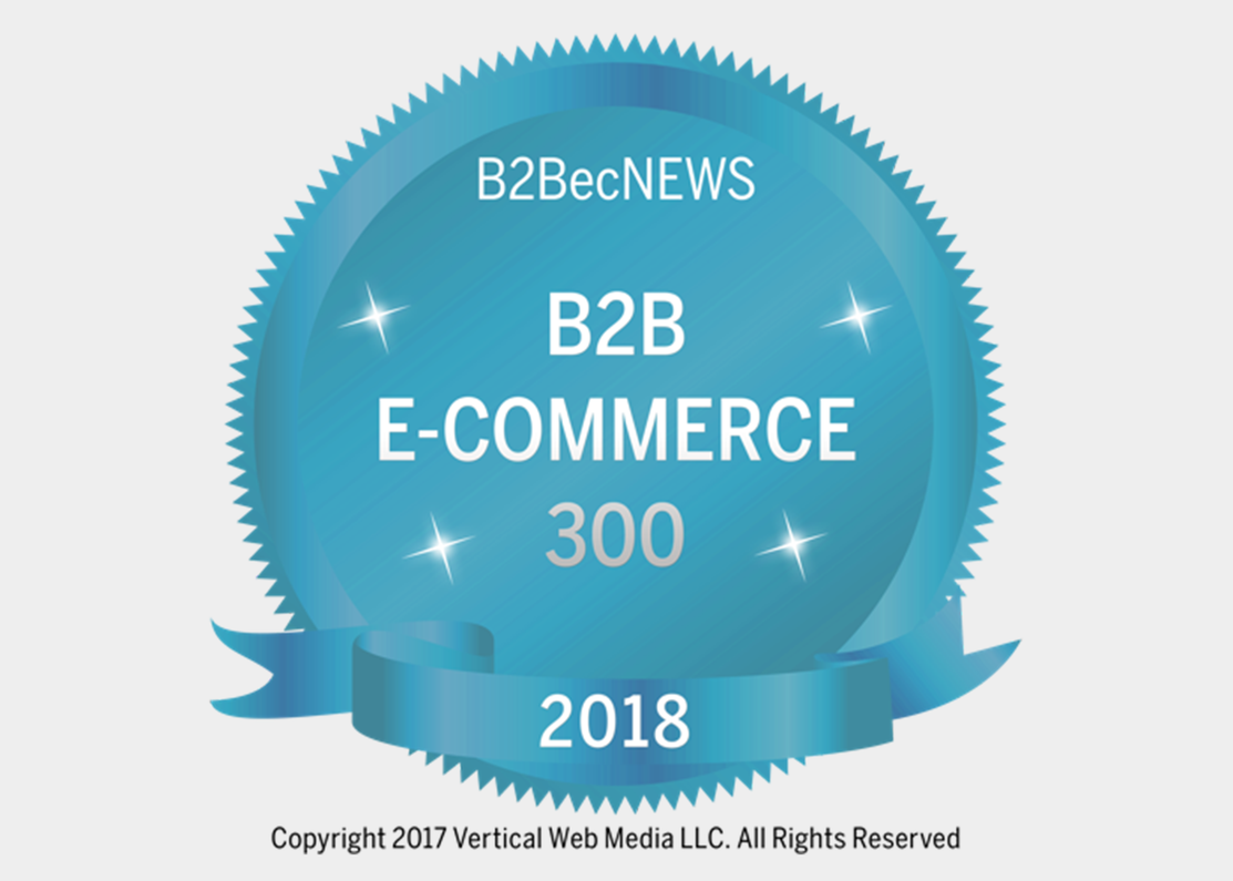 BookPal Ranks in the 2017 B2B eCommerce 300 List
