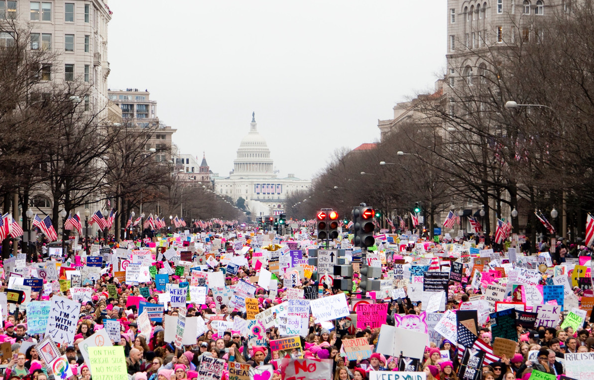 So You Attended the Women's March — What's Next?