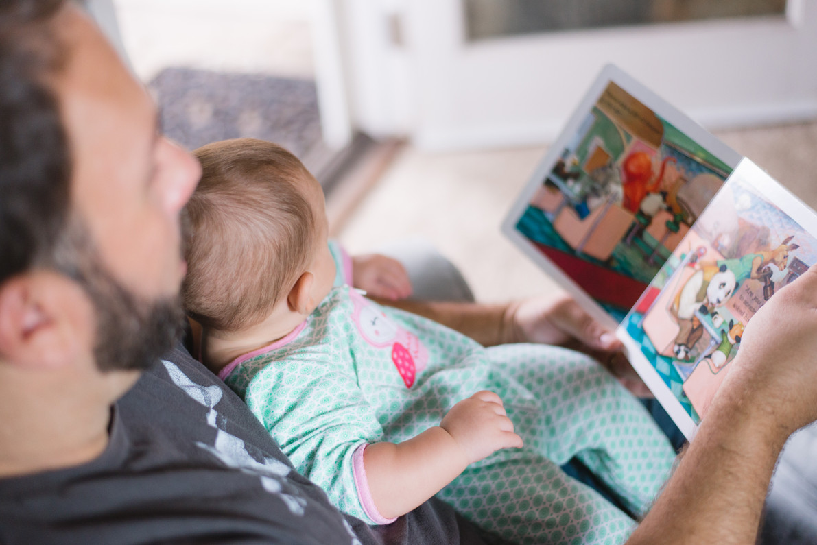 Connecting Families, One (Bilingual) Book at a Time