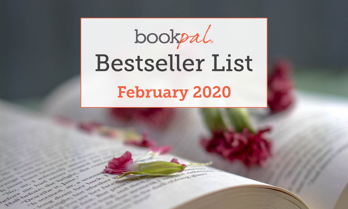 BookPal's Bestseller List: The Best Books of February 2020