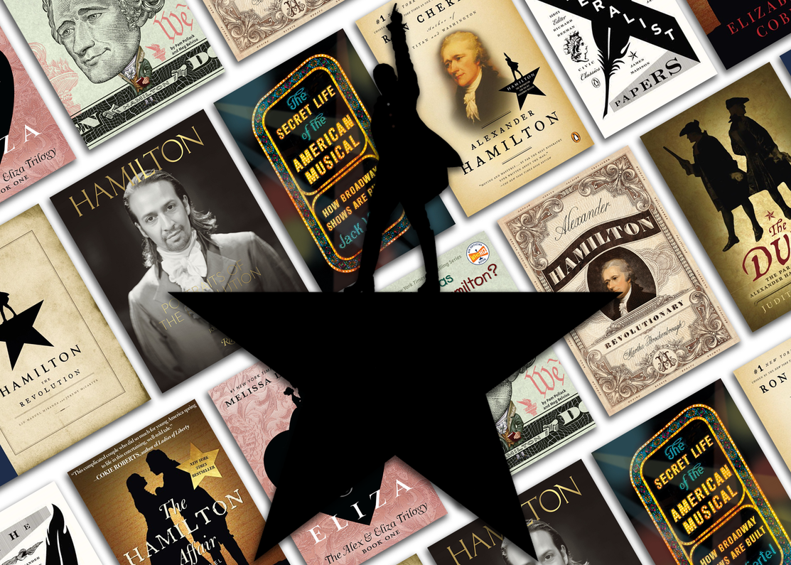 Books for Fans of Hamilton: An American Musical