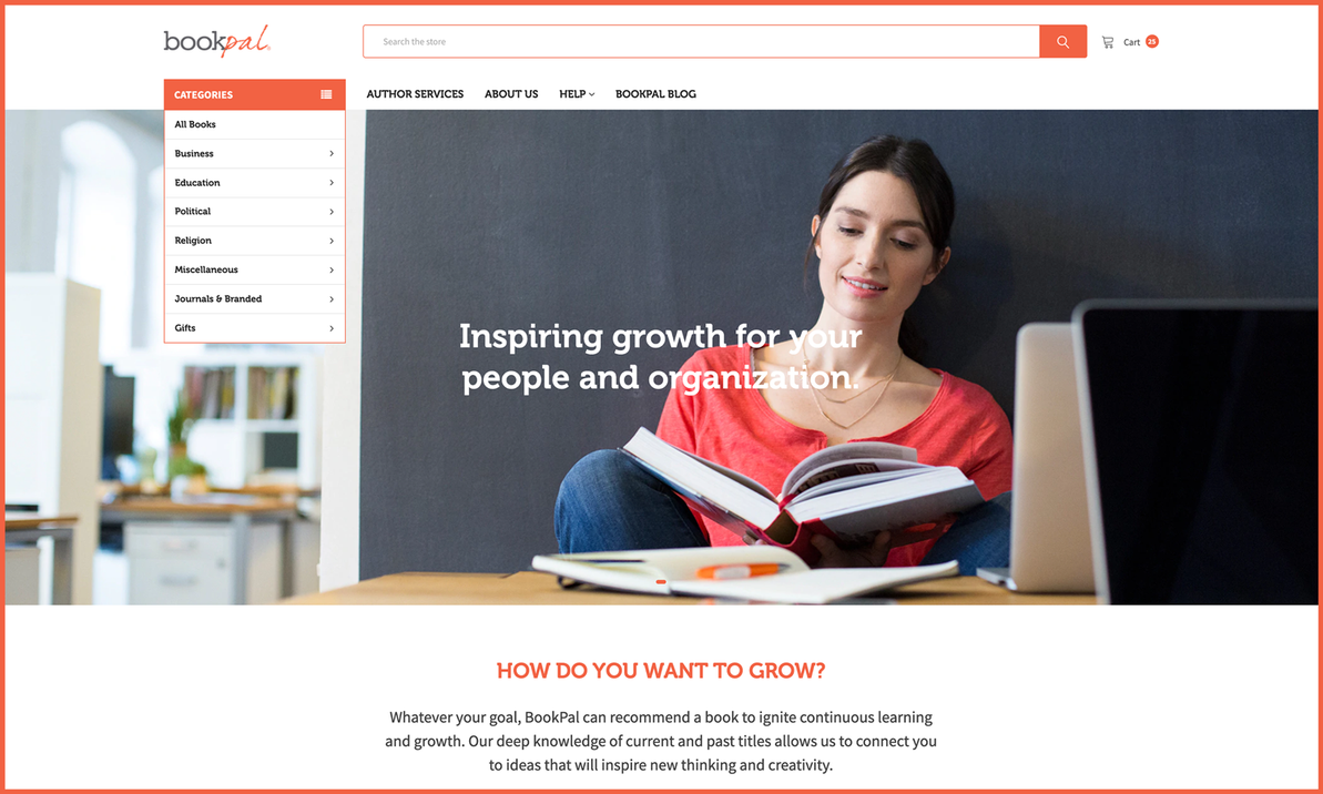 We've Got a New Look: New Features of BookPal's Group Sales Website
