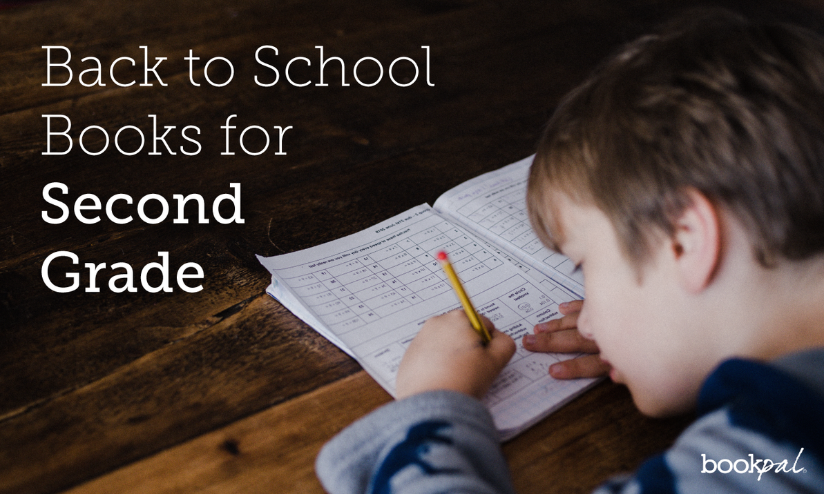 5 Best Back to School Books for Second Grade