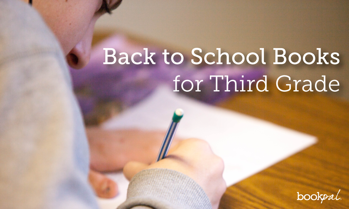 5 Best Back to School Books for 3rd Grade
