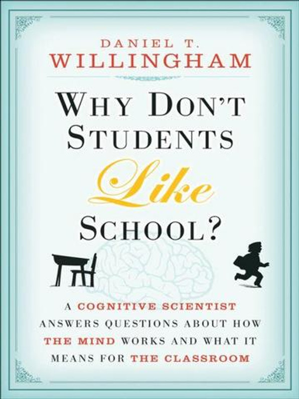 So... Why Don't Students Like School?