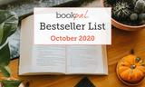 BookPal's Bestseller List: The Best Books of October 2020
