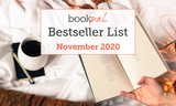 BookPal's Bestseller List: The Best Books of November 2020
