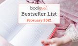 BookPal's Bestseller List: The Best Books of February 2021