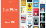 BookPal's Staff Picks: Our Favorite Books of June 2021